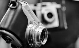 Kodaka punktu kamera Fotografia Royalty Free