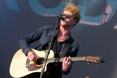 Kodaline (Irish rock band) performs at FIB Festival Royalty Free Stock Photos