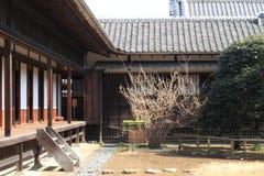 Kodokan & x28 σχολείο γενιών Mito domain& x29  σε Mito στοκ εικόνες