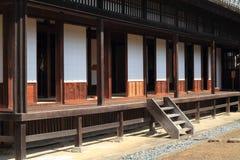 Kodokan & x28; школа клана domain& x29 Mito; в Mito Стоковая Фотография RF