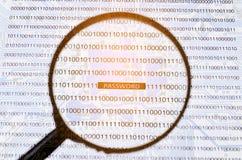 kodu komputerowy pojęcia programa ochrony wirus Obrazy Royalty Free