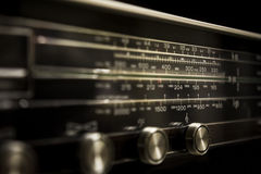 Kodu poszukiwacz dla radia Zdjęcie Stock