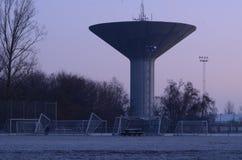 Koege 1972 водонапорной башни Стоковые Изображения RF