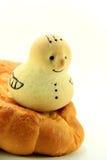 Koekje en brood stock afbeeldingen