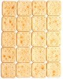 Koekje van de cracker Stock Afbeelding
