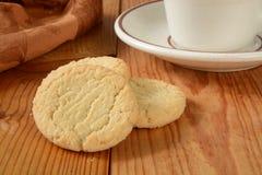 Koekjes van de gluten de vrije suiker Stock Fotografie