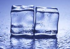 Koel als ijs stock afbeelding