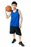Koel Basketbal Royalty-vrije Stock Foto's