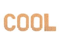 koel Kleurensinaasappel stock afbeelding
