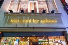 Koel ook voor School Royalty-vrije Stock Foto's
