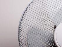 Koel ventilator royalty-vrije stock afbeelding