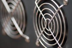 Koel ventilator Royalty-vrije Stock Afbeeldingen