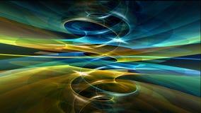 Koele abstracte achtergrond Royalty-vrije Stock Afbeeldingen
