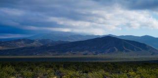 Koele bergen Stock Foto's