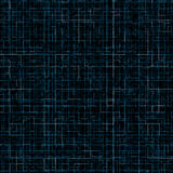 Koele blauwe lijnen stock fotografie