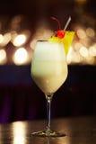Koele cocktail royalty-vrije stock afbeelding