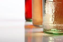 Koele drank stock foto's