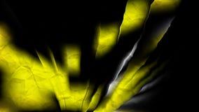 Koele Gele Abstracte van de de Illustratie grafische kunst van DesignBeautiful elegante het ontwerpachtergrond vector illustratie