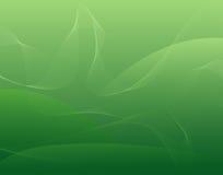 Koele golven Royalty-vrije Stock Afbeelding