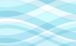 Koele golven Stock Foto