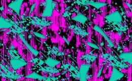 Koele Kleuren als achtergrond Stock Afbeeldingen