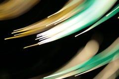 Koele lijnen Royalty-vrije Stock Afbeeldingen