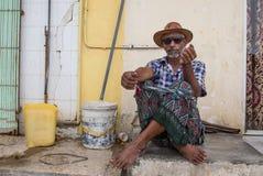 Koele Omani Royalty-vrije Stock Afbeeldingen