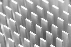 Koeler op motherboard royalty-vrije stock fotografie