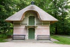 Koelhuis Stock Foto