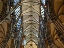 Koeln的大教堂 库存图片