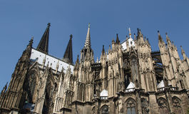 Koeln Dom Royalty Free Stock Photos