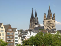 Koeln Dom Royalty Free Stock Photography