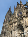 Koeln Dom. Koelner Dom (Cologne Cathedral) in Koelne, Germany Royalty Free Stock Image