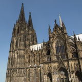 Koeln Dom. Koelner Dom (Cologne Cathedral) in Koelne, Germany Stock Image