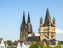 Koeln Dom Royalty Free Stock Images