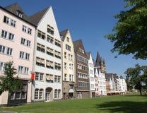 Koeln Koln. Historical traditional houses in Koeln (Koln), Germany Royalty Free Stock Photography