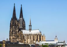 Koeln Dom. Koelner Dom (Cologne Cathedral) in Koelne, Germany Stock Photography