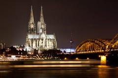 Koelner-DOM, Germania Immagini Stock Libere da Diritti