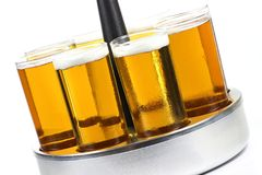 Koelsch - μπύρα ειδικότητας από την Κολωνία Στοκ Φωτογραφίες