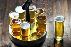 Koelsch - specialty beer from Cologne Stock Images