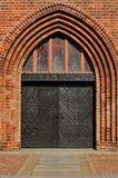 Koenigsberg Cathedral, main entrance. Kaliningrad, Russia Royalty Free Stock Photo