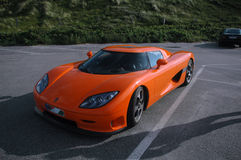 Koenigsegg Stock Photography