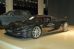 Koenigsegg Stock Photo