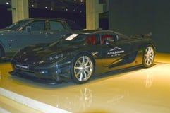 Koenigsegg Royalty Free Stock Photos
