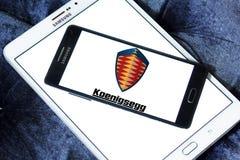 Koenigsegg cars logo Stock Photo