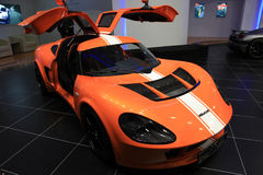 Koenigsegg sport car Stock Image