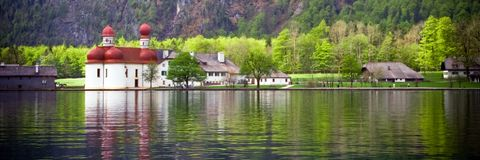 Koenigssee Royalty Free Stock Photos