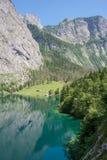 Koenigssee Berchtesgaden Royalty Free Stock Images
