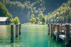 Koenigssee Berchtesgaden Stock Photography