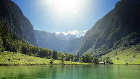 Koenigssee Stock Photo